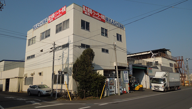株式会社 カシワ