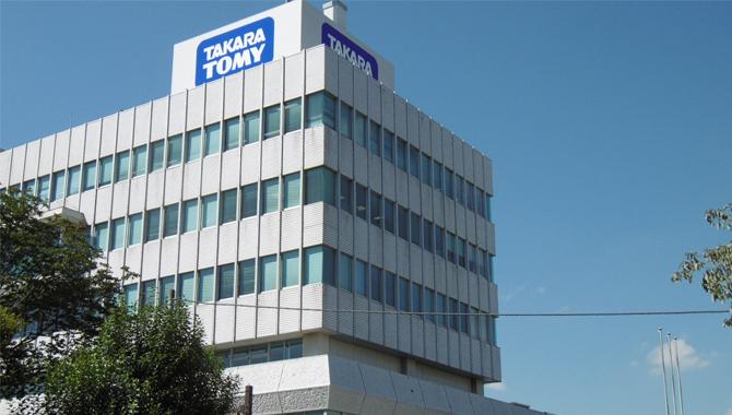 株式会社タカラトミーアイビス